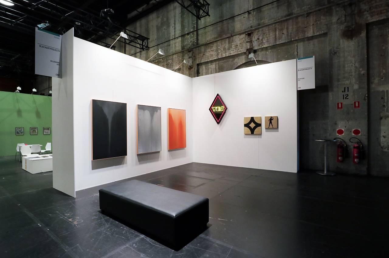Black Art Projects 2017 Sydney Contemporary