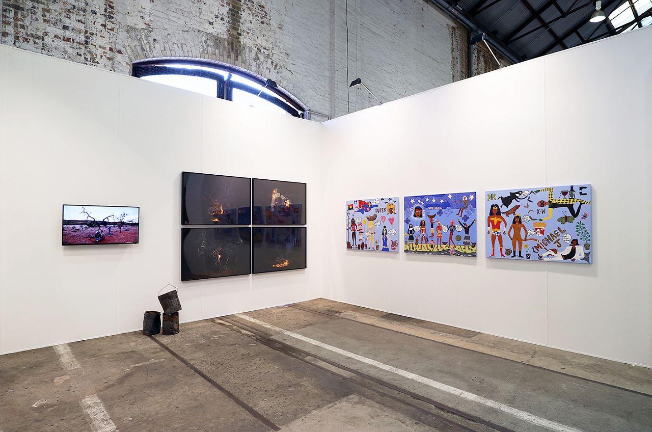 Black Art Projects 2018 Sydney Contemporary