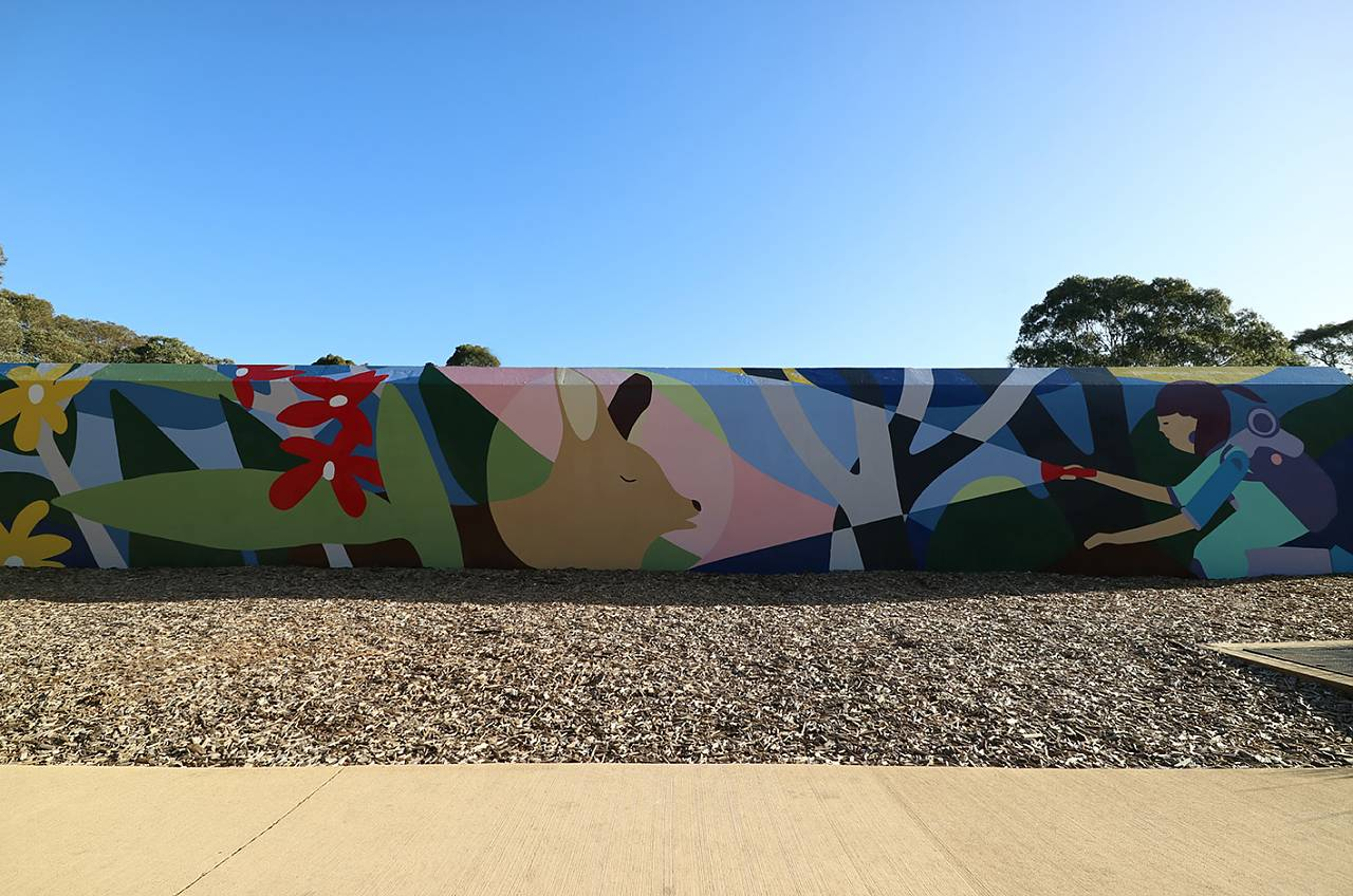 Black Art Projects Marie Wallace Reserve