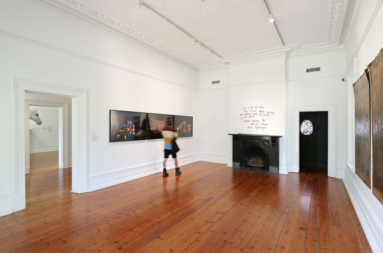 Black Art Projects Routes / Roots